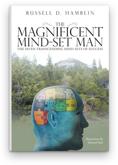 Cover of The magnificent mindset man